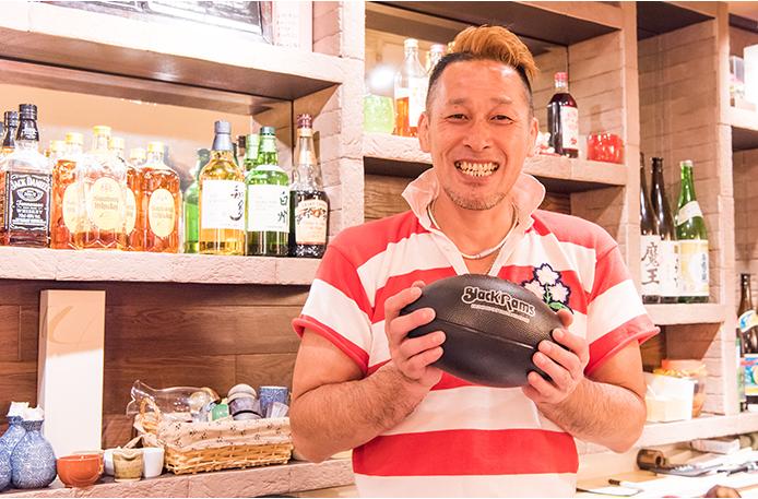 店長 平岡 正樹 (キャプテン)
